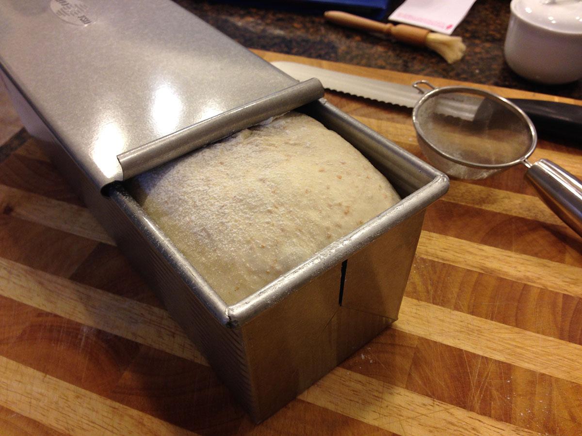 Bread Baking Pans On Bread Alone