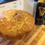 Stout Beer Oat Bread