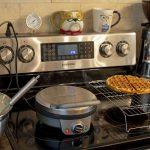 Simple Milk Waffle