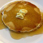 Lemon Milk Pancakes